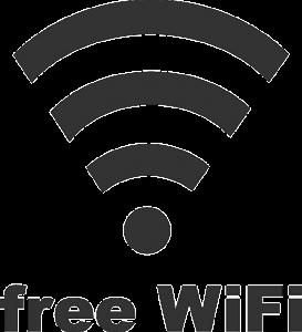 free WiFi, WLAN