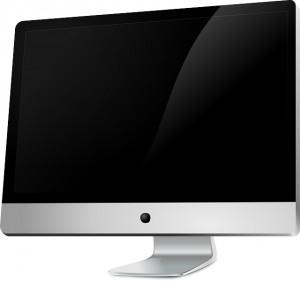 Apple iMac - Monitor