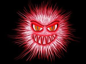 Virus Entfernung Desinfektion
