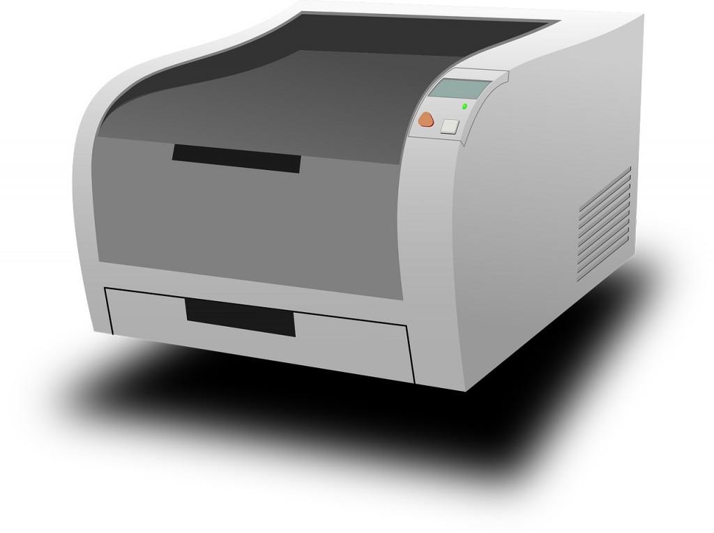 Laser Drucker einrichten