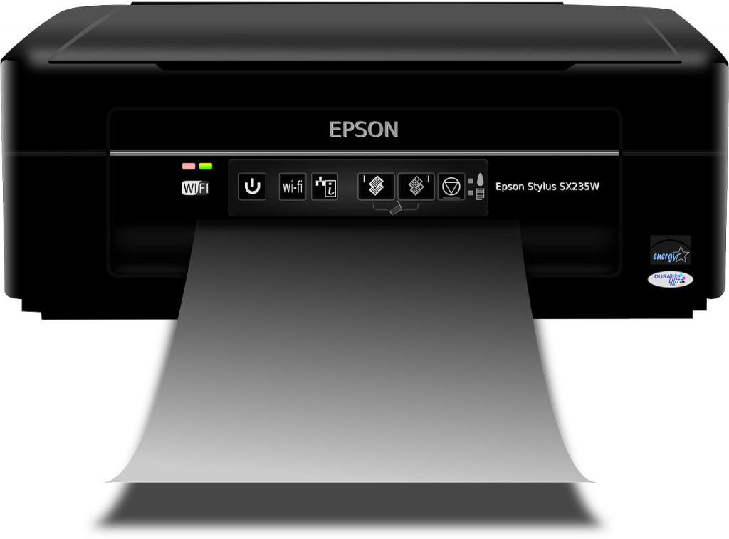 WLAN Drucker Tintenstrahl einrichten