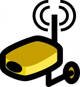WLAN-Kamera IP-Camera Netzwerkkamera Überwachungskamera