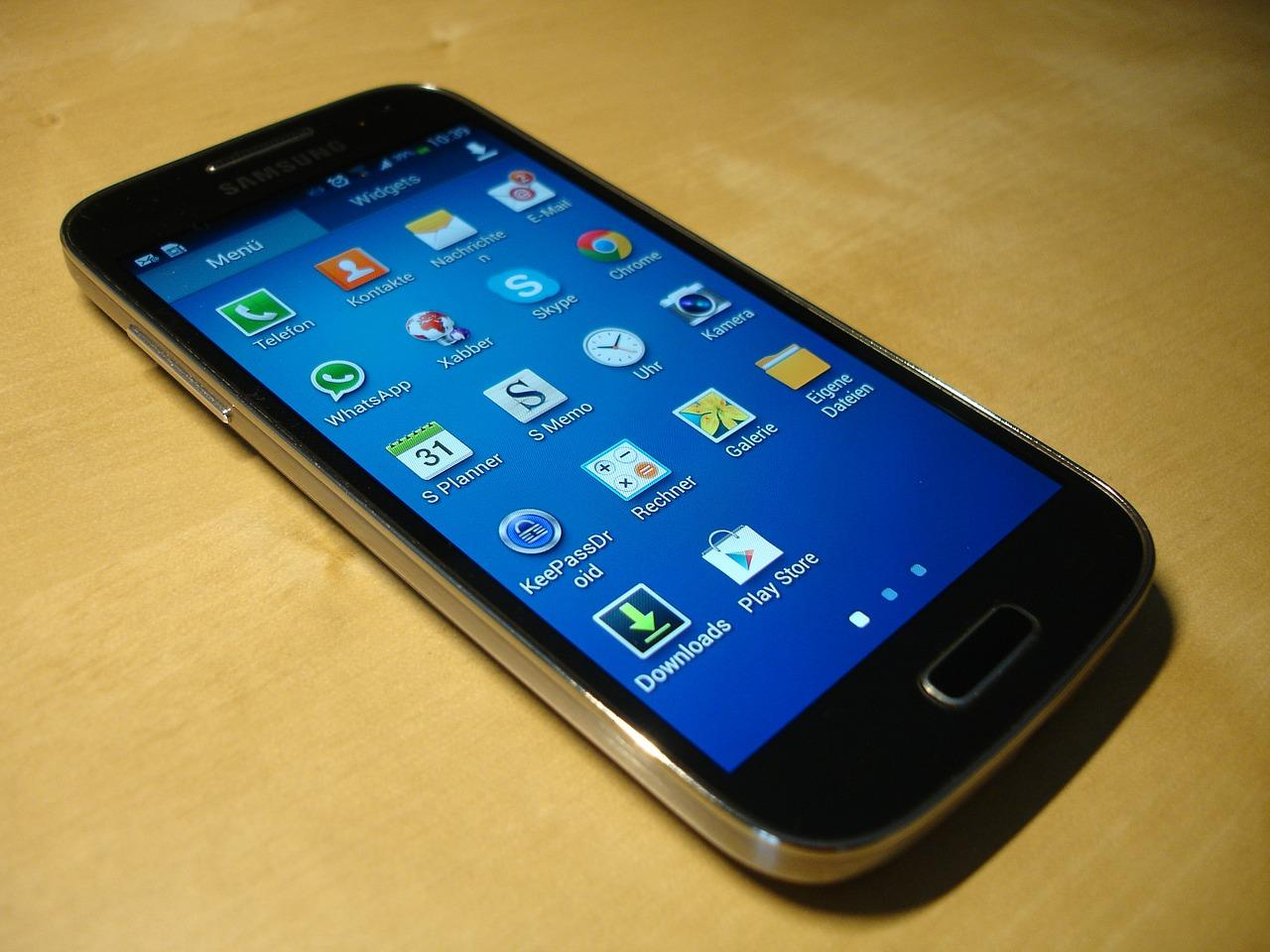 Konfiguration Handy Smartphones Tablet Pcs Ios Amp Android