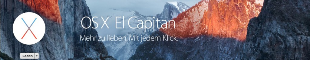OS X El Capitan - IT-Problemloesung