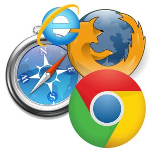 Internet Browser Mozilla Firefox - Google Chrome - IT-Problemlösung
